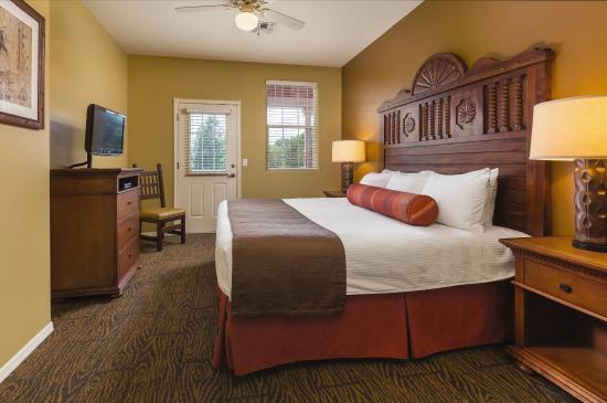 WorldMark Bison Ranch: Bedroom
