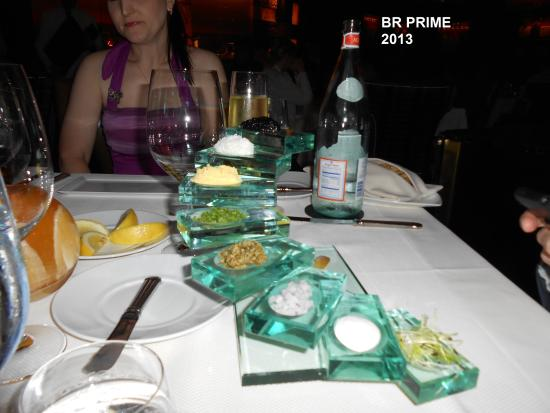BR Prime Steakhouse : Get ready to eat like a KING!