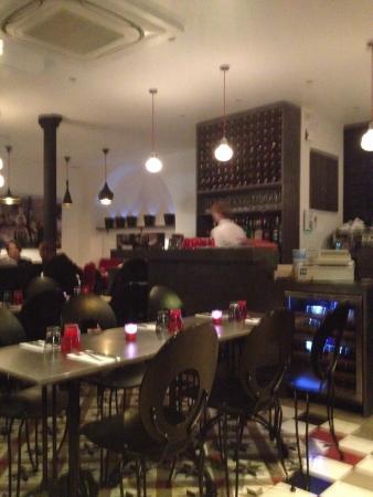 Restaurant Chez Enzo Paris