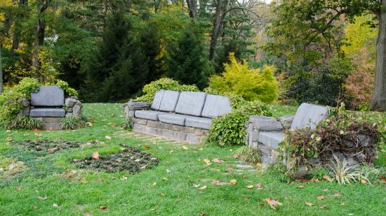 Wayne, Pensylwania: Sofa and Chairs