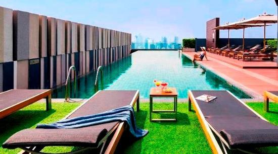 Hotel Mercure Siam Bangkok