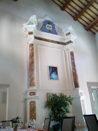 Interiore Ristorante Foto Di Cenacolo Santa Lucia Bagno Di