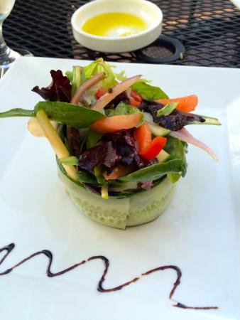 House Salad is so much more! - Picture of Solun Tapas ...