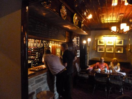 Romaldkirk, UK: The Bar