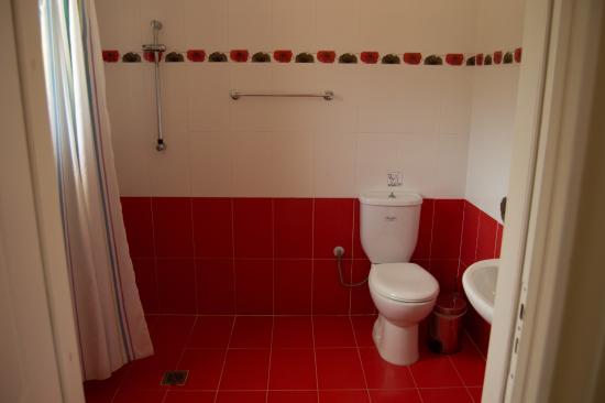 Elea Hotel: badkamer