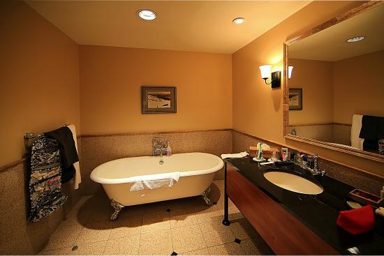 Stil Bad bad mit stil und einer traditionelle wanne picture of park place