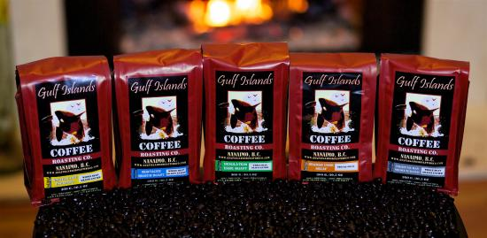 Gulf Islands Roasting Co.