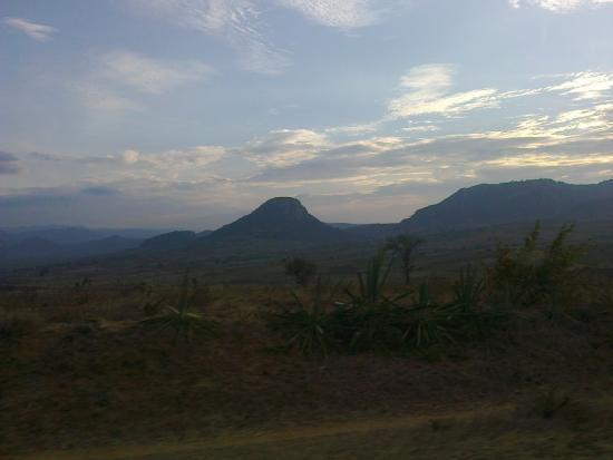 Dodoma Region, Tanzania: road trip to dodoma