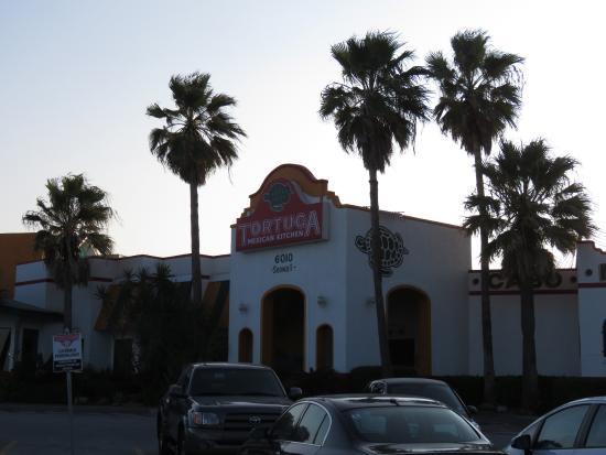 Tortuga Mexican Kitchen Entrance Picture Of Tortuga Coastal Cantina Galveston Island Tripadvisor