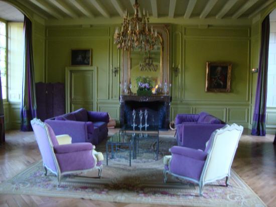 Reignac-sur-Indre, Fransa: Salon