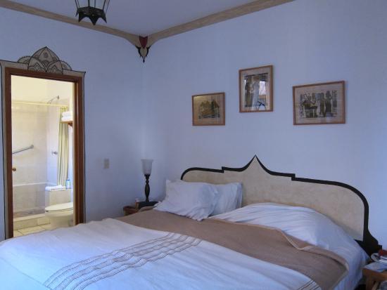Hotel Casa Blanca: Our Room