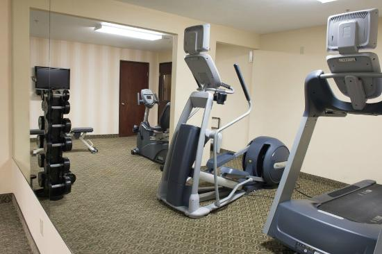 Phoenix Inn Suites South Salem: Fitness Room