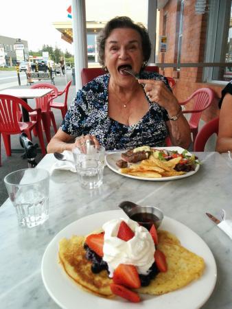 20160312 123619 picture of cafe cinq sens - Cuisine des cinq sens ...