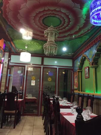 Restaurant Pondichery Paris