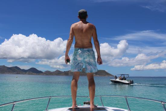 Oyster Pond, St. Maarten: TRIPS TO OTHER ISLANDS