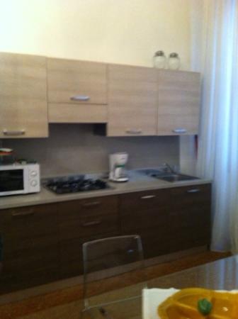 B&b Palazzetto Cavalli: kitchen