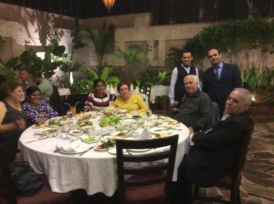 Diwan al Sultan Ibrahim Restaurant : OK