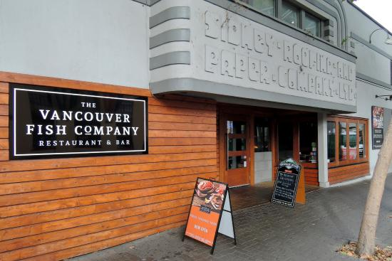 Picture of the vancouver fish company for Fish co