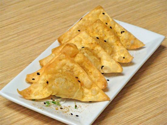 Ikebana Sushi Bars - Isla Verde: Tuna Chips
