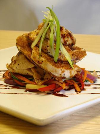 Ikebana Sushi Bars - Isla Verde: Chicken Teriyaki