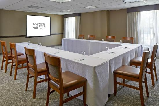 Homewood Suites by Hilton Lincolnshire: Meeting Room