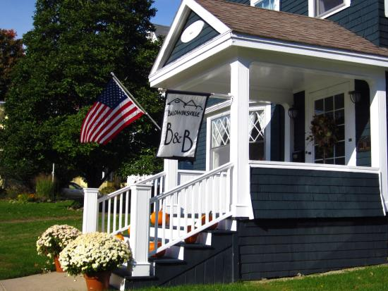Autumn and the Baldwinsville Bed and Breakfast