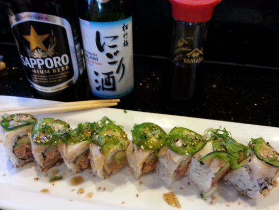 The Roll Is The Two Timer Picture Of Sushi Station Riverside Tripadvisor One order comes with eight pieces. tripadvisor