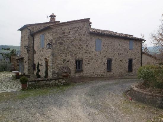 Esterno picture of domus etrusca agriturismo san - Agriturismo san casciano dei bagni ...