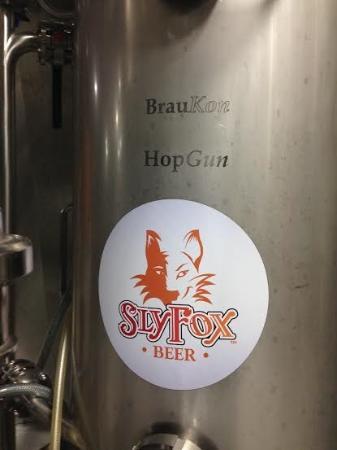 Sly Fox Tasting Room