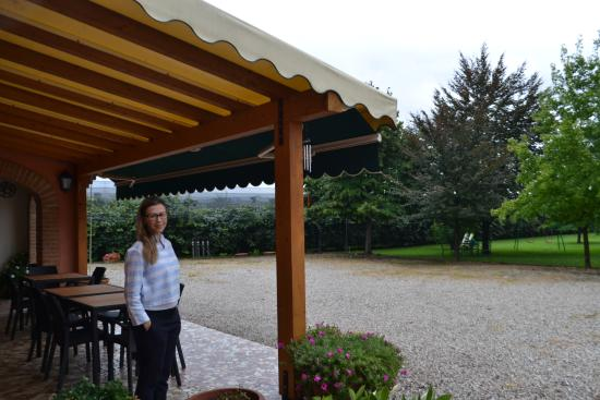Agriturismo S. Anna: Onde fica o restaurante