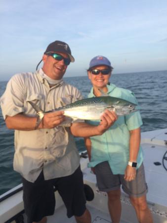 Naples Florida Fishing Adventures: Captain Pat makes fishing fun!