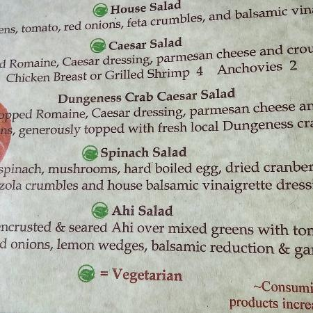 The Firehouse Restaurant: a little confusion? maybe?
