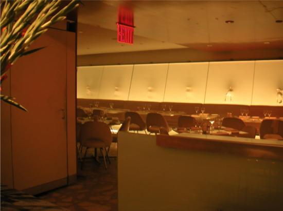 Brasserie: Tha saloon