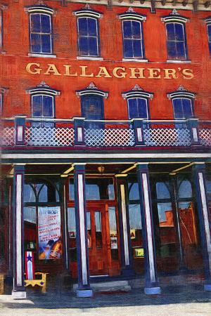 Waterloo, IL: Gallagher's Restaurant 2005