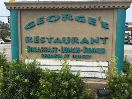 Best Family Buffet Review Of George S Restaurant Georgetown Sc Tripadvisor