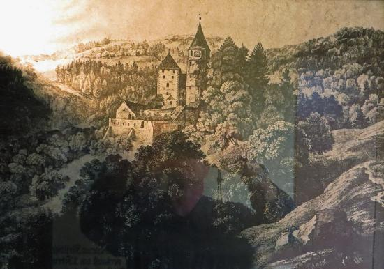Burg Hotel: The Burg in the Middle Ages