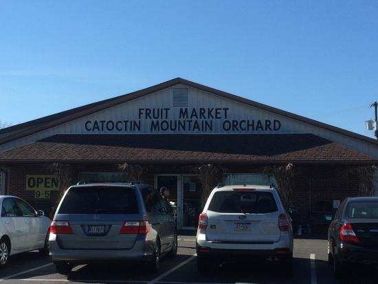 ‪Catoctin Mountain Orchard‬