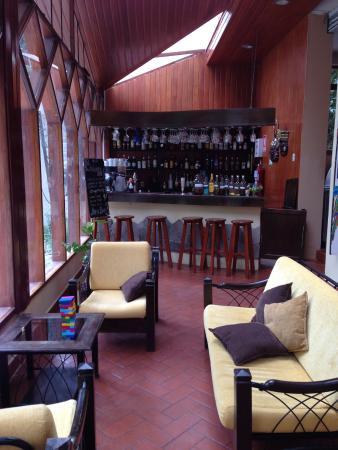 Santuario Hotel: Bar area