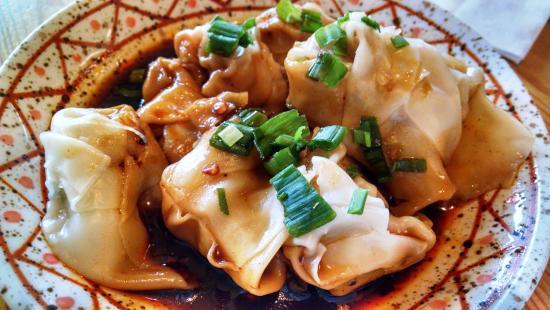 Temple City, CA: spicy dumpling