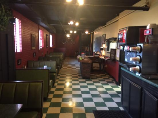 Saluda, Carolina del Sud: Rosie's Cafe