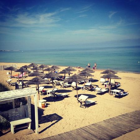 Coccaro Beach Club Meraviglioso