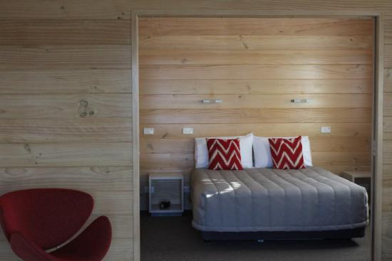Ohope Beach TOP 10 Holiday Park: One of the bedrooms