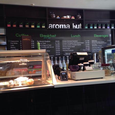 Aroma Hut Cafe
