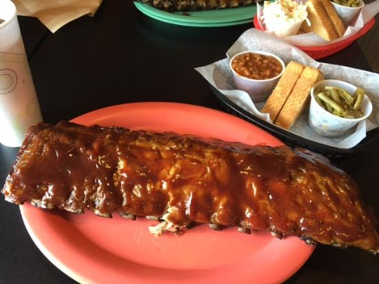Greenup, IL: Full Rack