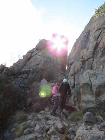 Colorado Mountain School: Learning to belay