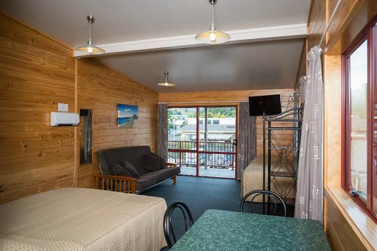 Nelson City Holiday Park & Motels: Studio Motel