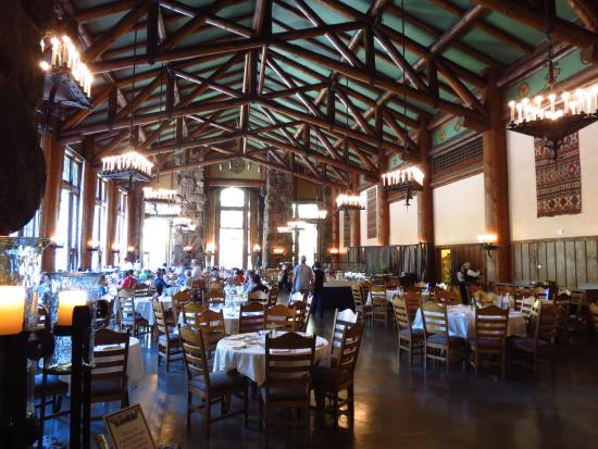 The Majestic Yosemite Dining Room: Breakfast At The Ahwahnee Dining Room