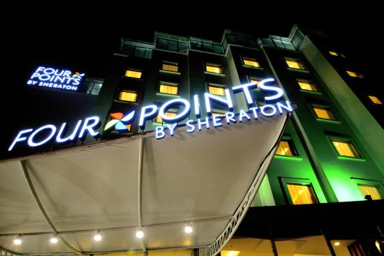 Four Points by Sheraton Vadodra: Four Points by Sheraton - Vadodara