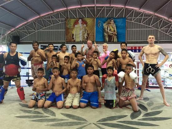 Cong Carter Muay Thai Gym