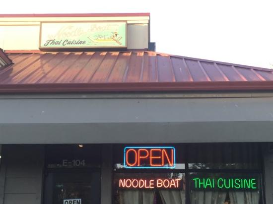 Noodle Boat Thai Restaurant Issaquah Wa